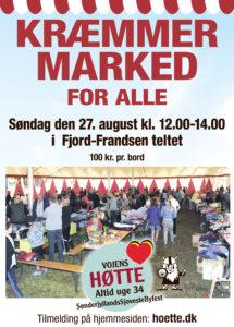Kræmmermarked søndag