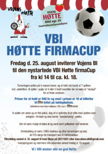firmacup fodbold